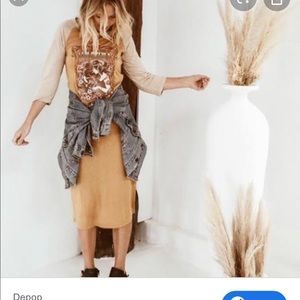 Spell & The Gypsy Wild Child Raglan Dress